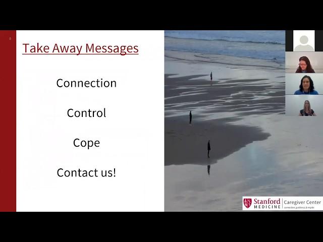 Caregiving During COVID-19