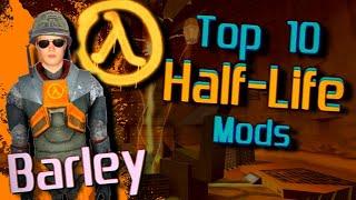 Скачать Top 10 Half Life 1 Mods Barley