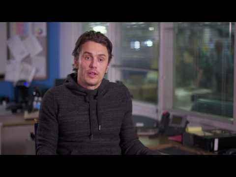 "Why Him?: James Franco ""Laird Mayhew"" Behind the Scenes Movie Interview"