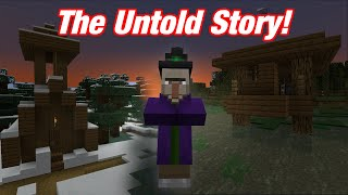The Tragic Story of the Witch | Minecraft Deep Dive