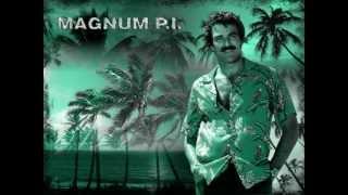 Magnum pi Soundtrack-Original Intro