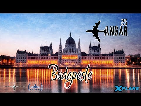X-Plane 11| A320 AEGEAN STAR ALLIANCE | ATHENS → BUDAPEST | IVAO IFR WORLD TOUR