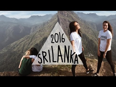 WE WENT TO SRI LANKA