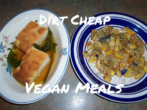 Cheap Vegan Meals (Archive)