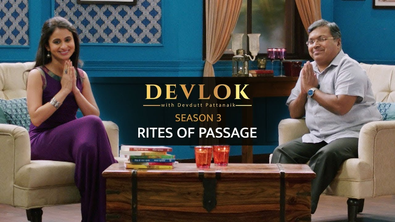 Devlok with Devdutt Pattanaik Season 3 | Episode 11 PROMO - YouTube