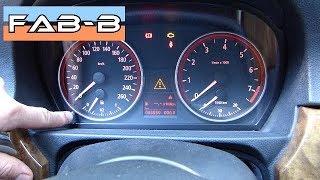 Remise à zéro des indicateurs de maintenance sur BMW E90/91/92/93