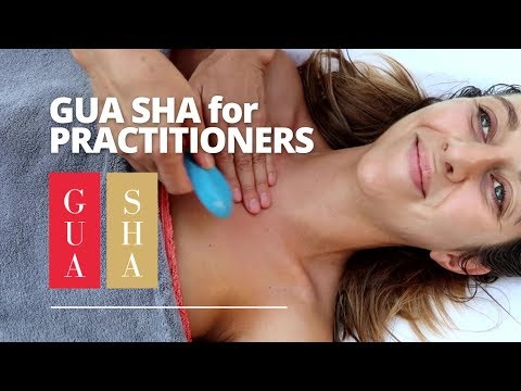 Gua sha for Practitioners Workshop
