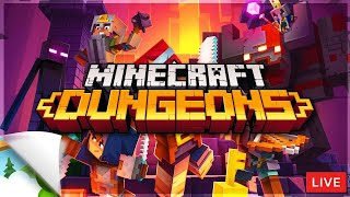 🔴MINECRAFT DUNGEON LIVE PART 1.5