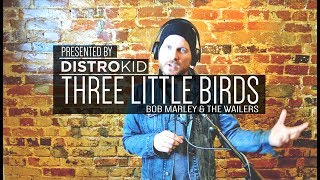 BOB MARLEY - Three Little Birds Loop Cover by Luke James Shaffer Resimi