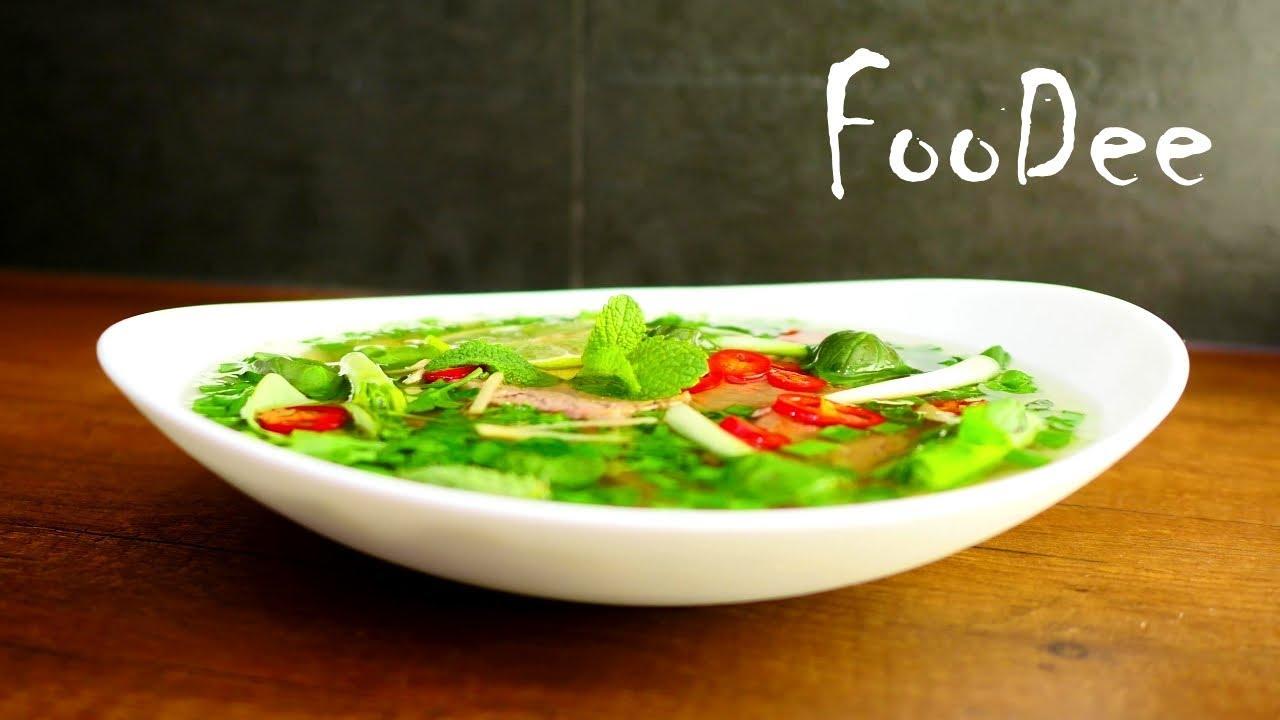 Вьетнамский суп Фо Бо – простой домашний адаптированный рецепт из доступных продуктов