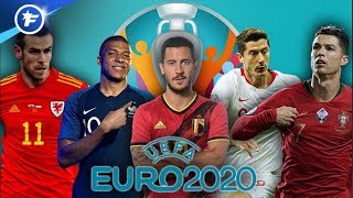 VIDEO: Euro 2020 : la France tombe dans le groupe de la mort !
