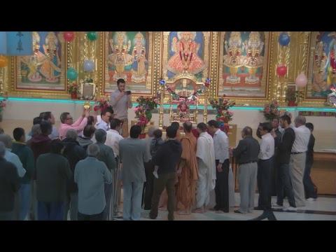 Hari Jayanti Swaminarayan Temple, Wheeling, IL 04/04/2017
