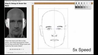 [Project] ICanDraw - Intelligent Tutoring System that helps you draw human face