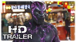 Black Panther Trailer #3 NEW Extended (2018) Marvel Superhero Movie HD