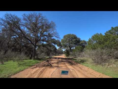 Llano County Road 315 - Texas Hill Country Rides