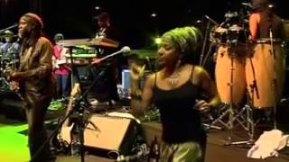Look Whos Dancing - Ziggy Marley | Live at Sacher Gardens in Jerusalem, IL (2011)