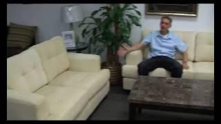 Marianna Fabric Linen Sofa Set By Acme Furniture