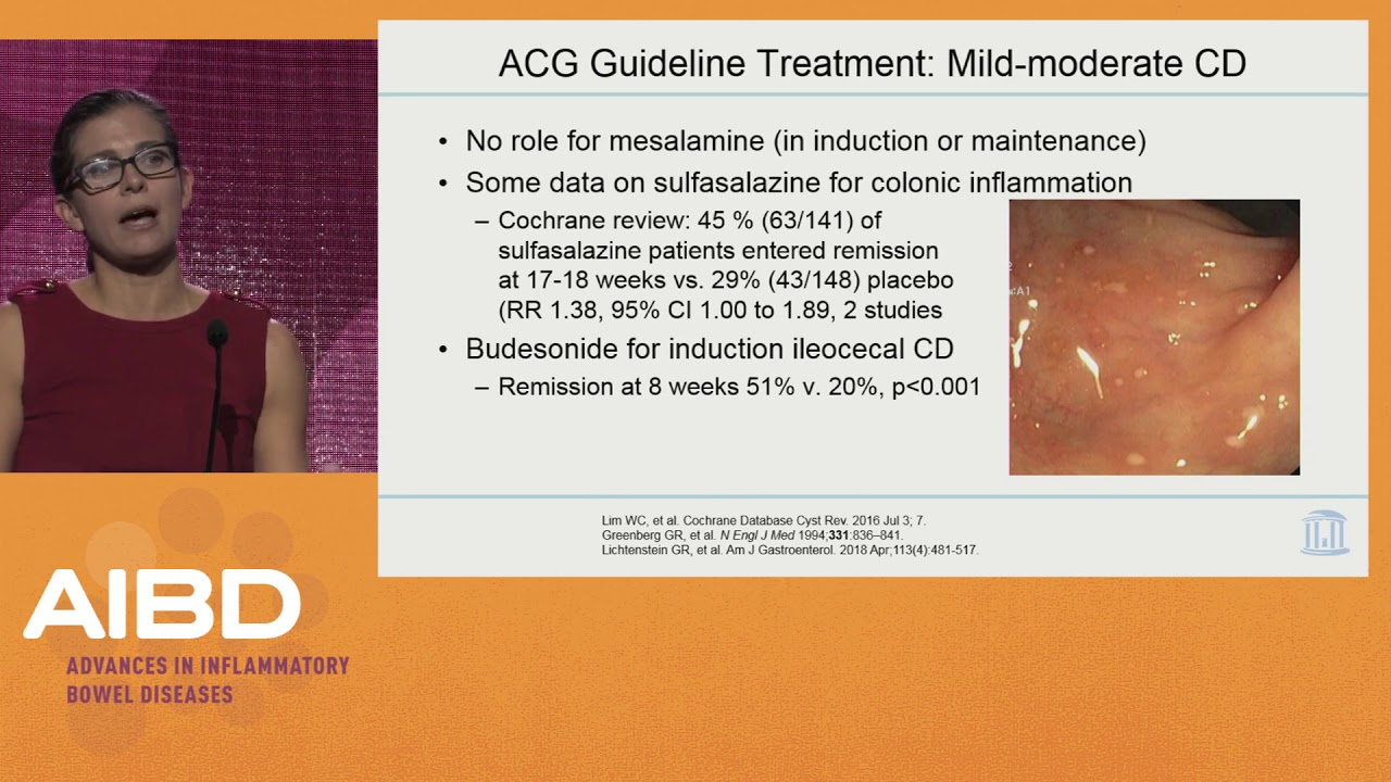 Updates on ACG guidelines for the treatment of severe Crohn's disease #Gastroenterology