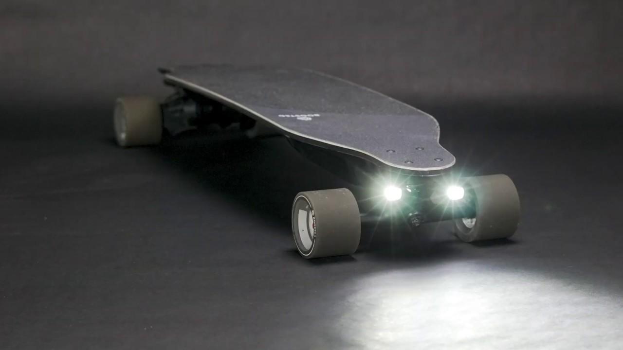 Image result for installing lights on your skateboard