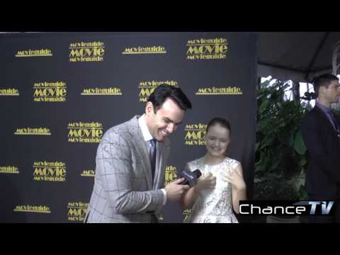 25th Annual Movieguide Awards with Kylie Rogers