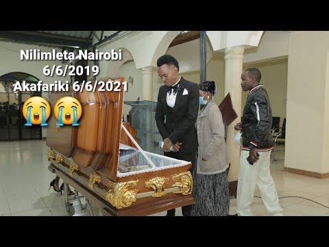 Download KIFO CHA MUKWENZE KASOLO ASIMULIA KWA MACHOZI.