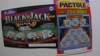 ♤grattage: 5BlackJack☆ 5pactole☆ 5×10☆ 2cash☆ 1millionaire☆ ♧♧ça gratte ça gagne♧♧