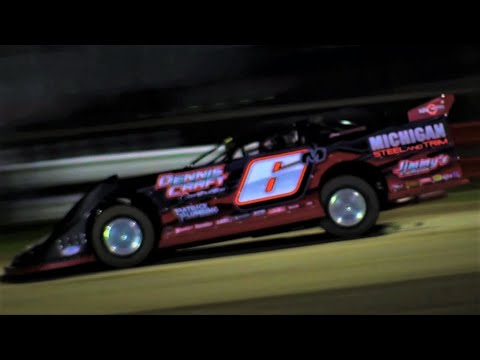 5-11-19 Late Model Heat 3 Merritt Speedway