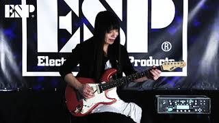 ESP Guitars: SNAPPER Fujioka Custom Demonstration by 藤岡幹大(Mikio Fujioka) thumbnail
