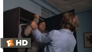 Missing in Action (5/10) Movie CLIP - Wardrobe Attack (1984) HD