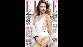 Amber Heard Finally Dishes on What It's Like Being Married to Johnny Depp