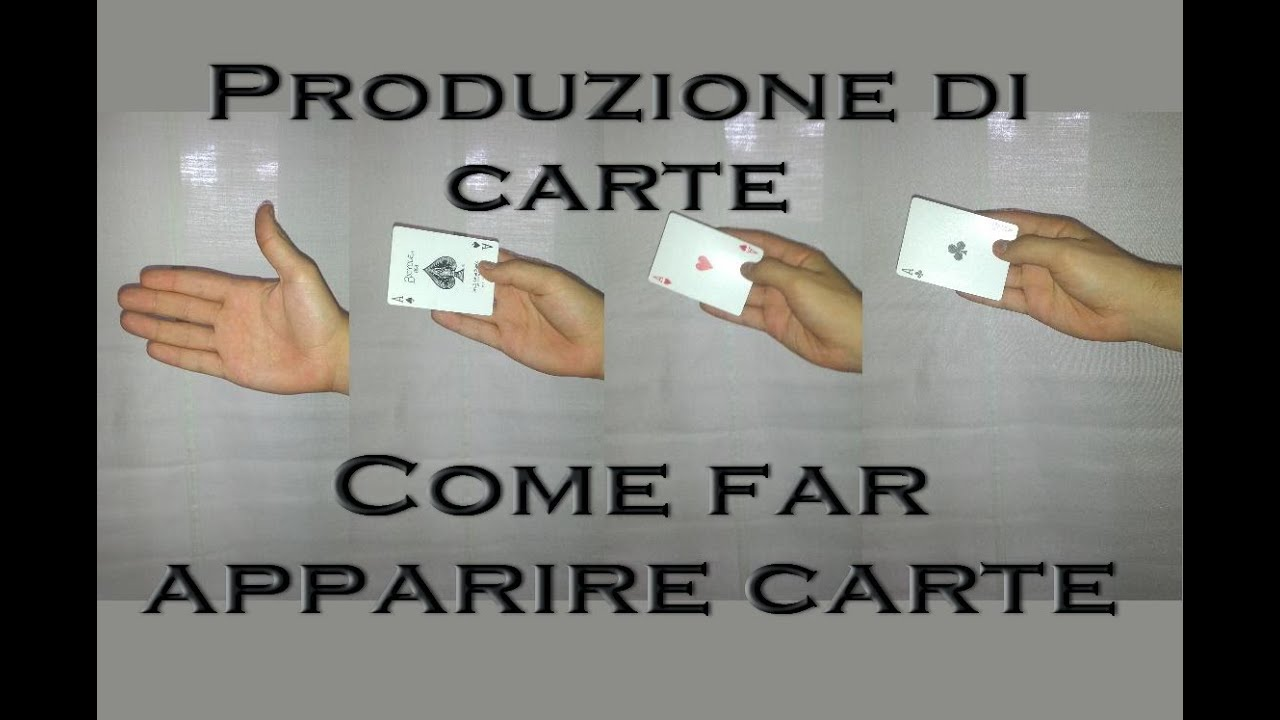 Risultati immagini per inganno giocodelle 4 carte