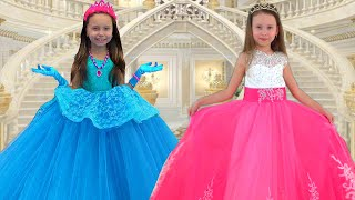 Alice and new Dresses for Princess  the best stories for kids