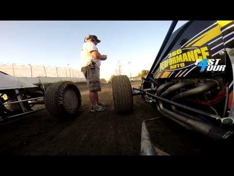 Garrett Long Thunderbowl Raceway March 14th 2014