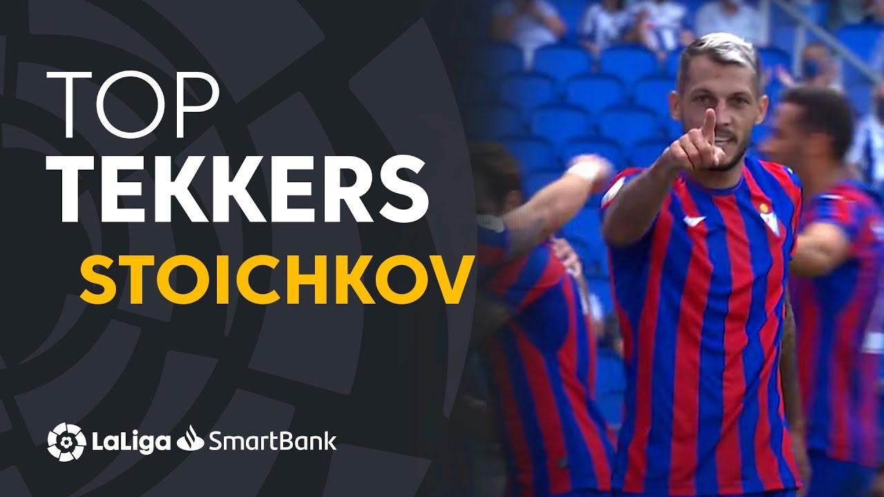 LaLiga SmartBank Tekkers: Doblete de Stoichkov para decidir el derbi guipuzcoano