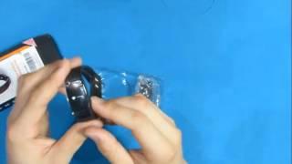 SAVFY® Deportes Pulsera Reloj de Pulsera Teléfono Celular Mate, Muy bonita y con buena duracion de b