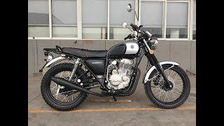 Мотоцикл Combat 400