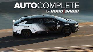 AutoComplete: Faraday Future FF 91 undertakes high-speed testing in Ohio thumbnail