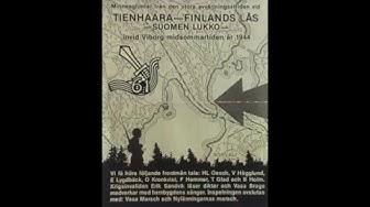 TIENHAARA – FINLANDSLÅS – SUOMENLUKKO