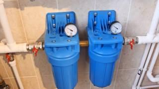 Монтаж системы отопления коллекторно- лучевая разводка с поэтажными коллекторами(, 2016-11-17T19:41:03.000Z)