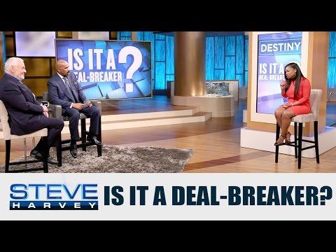 Dating Deal-breaker: Are you his destiny? || STEVE HARVEY
