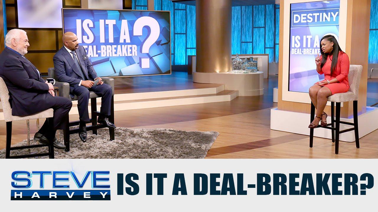 Steve harvey relationship deal breakers