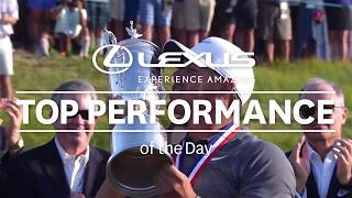 Lexus Performance of the Day: Brooks Koepka - 2018 U.S. Open - Round 4
