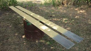 Homebuilt Carbon Rotor Blades