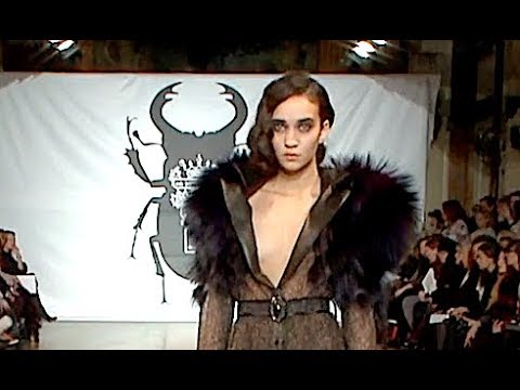 ON AURA TOUT VU Spring Summer 2013 Paris Haute Couture - Fashion Channel