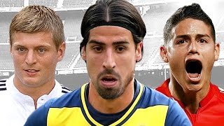 Transfer Talk | Khedira to Arsenal? Rodriguez to Madrid?