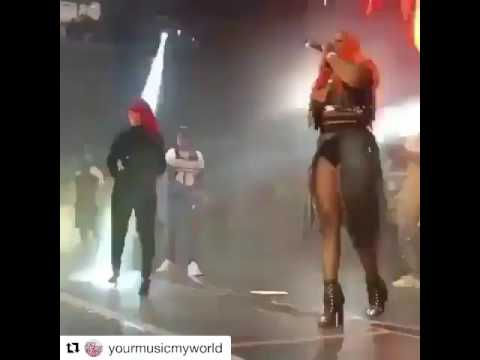 Remy Ma, Young Ma, Cardi B, and Lil Kim shutdown Summer Jam!