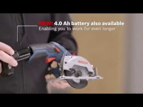 Bosch Cordless Circular Saw GKS10.8V-Li - BoschHardware.com