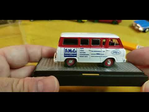M2 econoline or meets  Release 49 1965 Ford  Econoline Display Van review opening FoMoCo