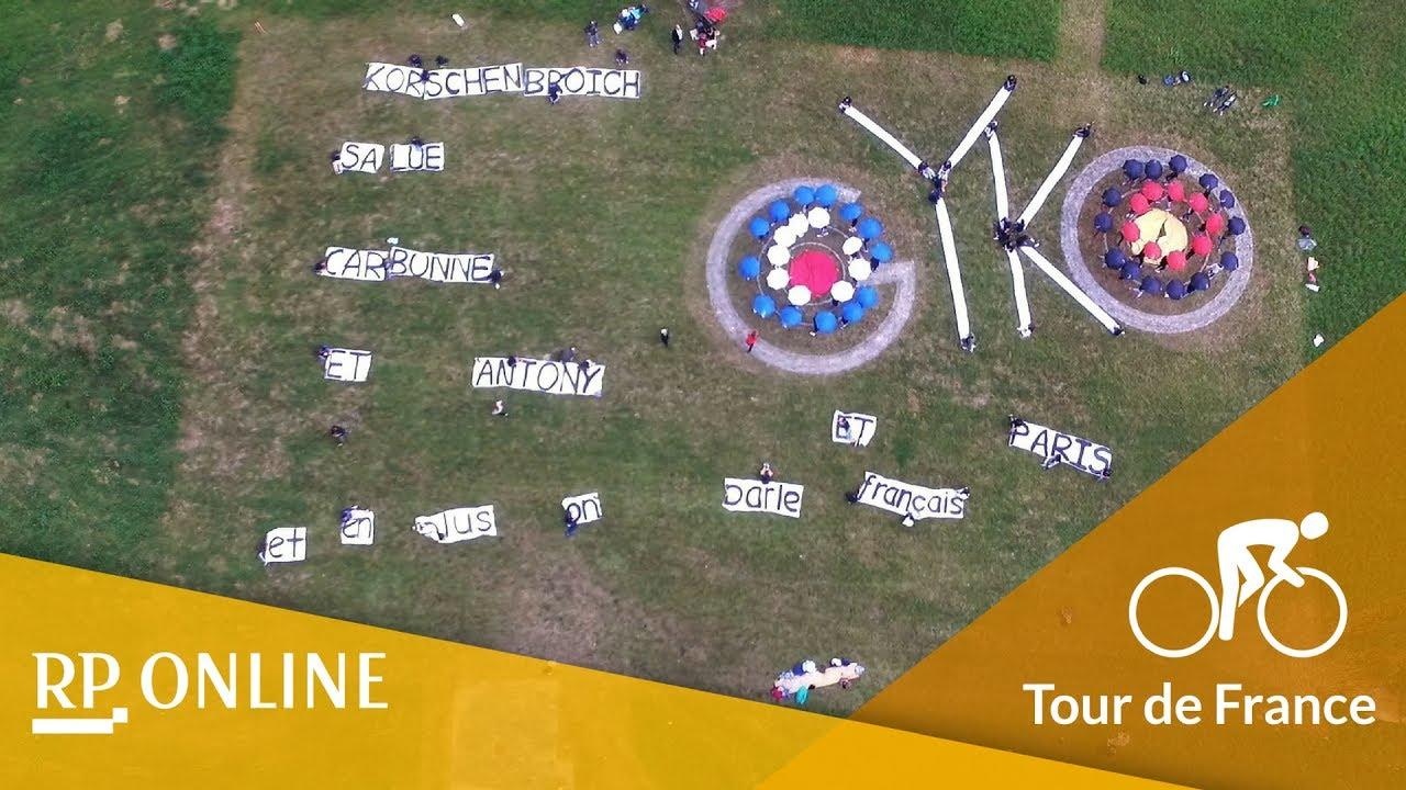 Tour De France 2017 Zeitplan Sperrungen Infos Für Korschenbroich