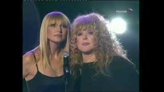 Алла Пугачева, Кристина Орбакайте - Опять Метель (Песня года, 2007)